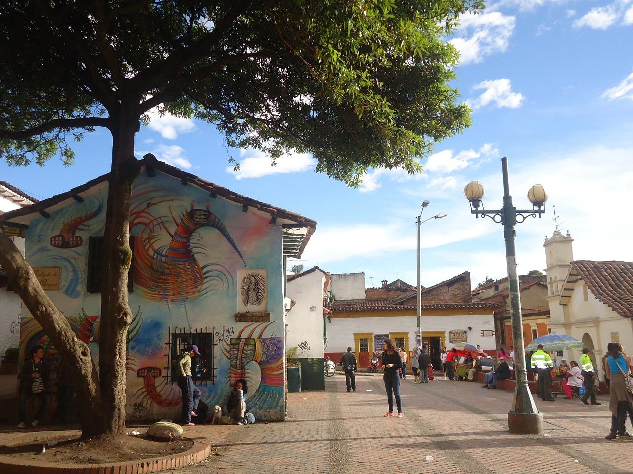 Bogotá - Colombia - La Candelaria