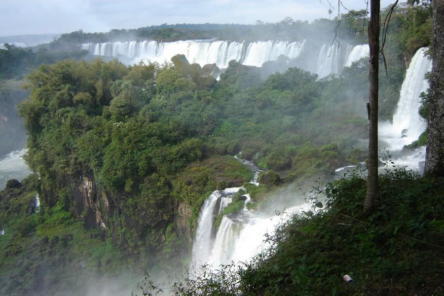 Argentinië - watervallen - Iguazu