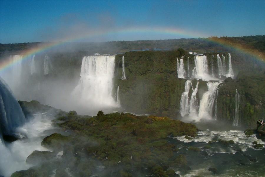 Brazilië- watervallen - Iguazu