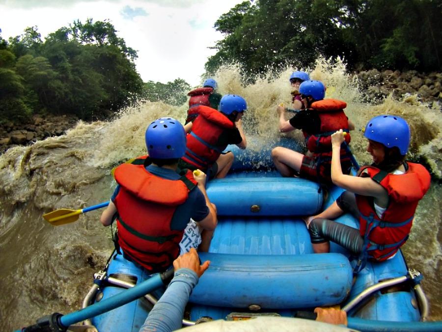 Risico's van reizen door Colombia