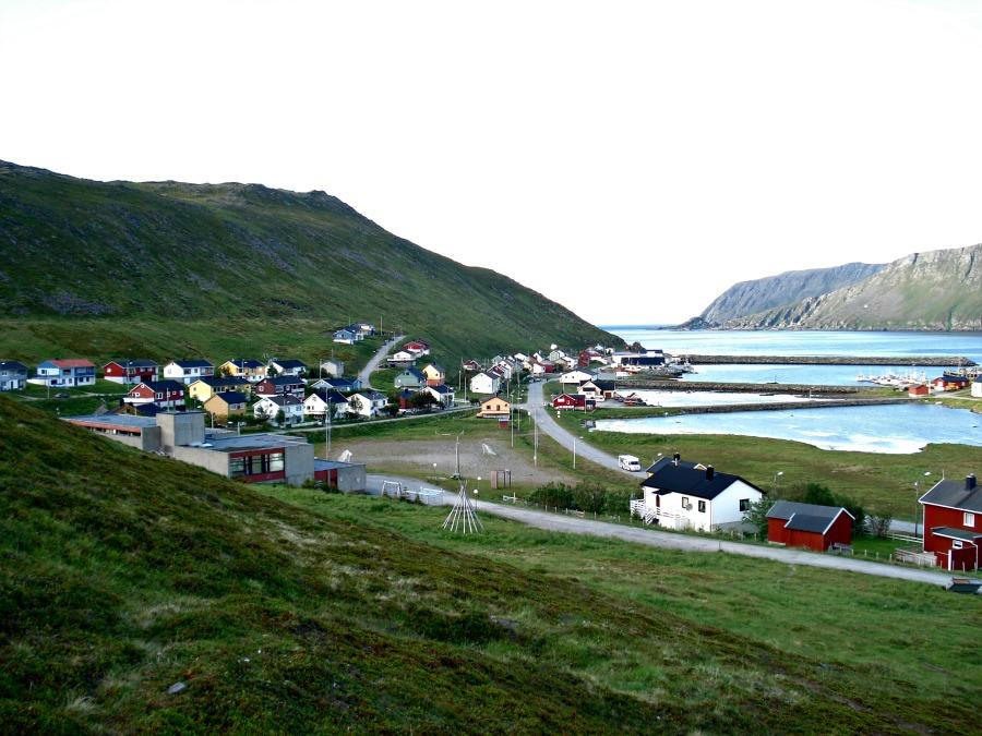Noordkaap - Noorwegen - Skarsvag