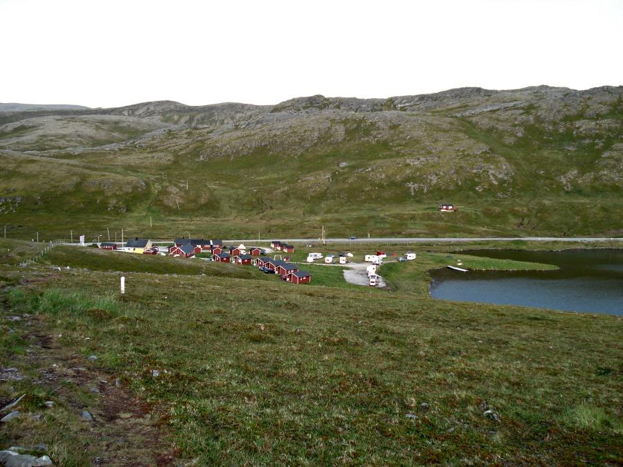 Noordkaap - Noorwegen - Kirkeporten Camping