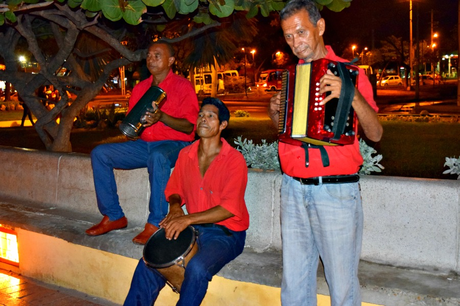 Vallenato Colombia