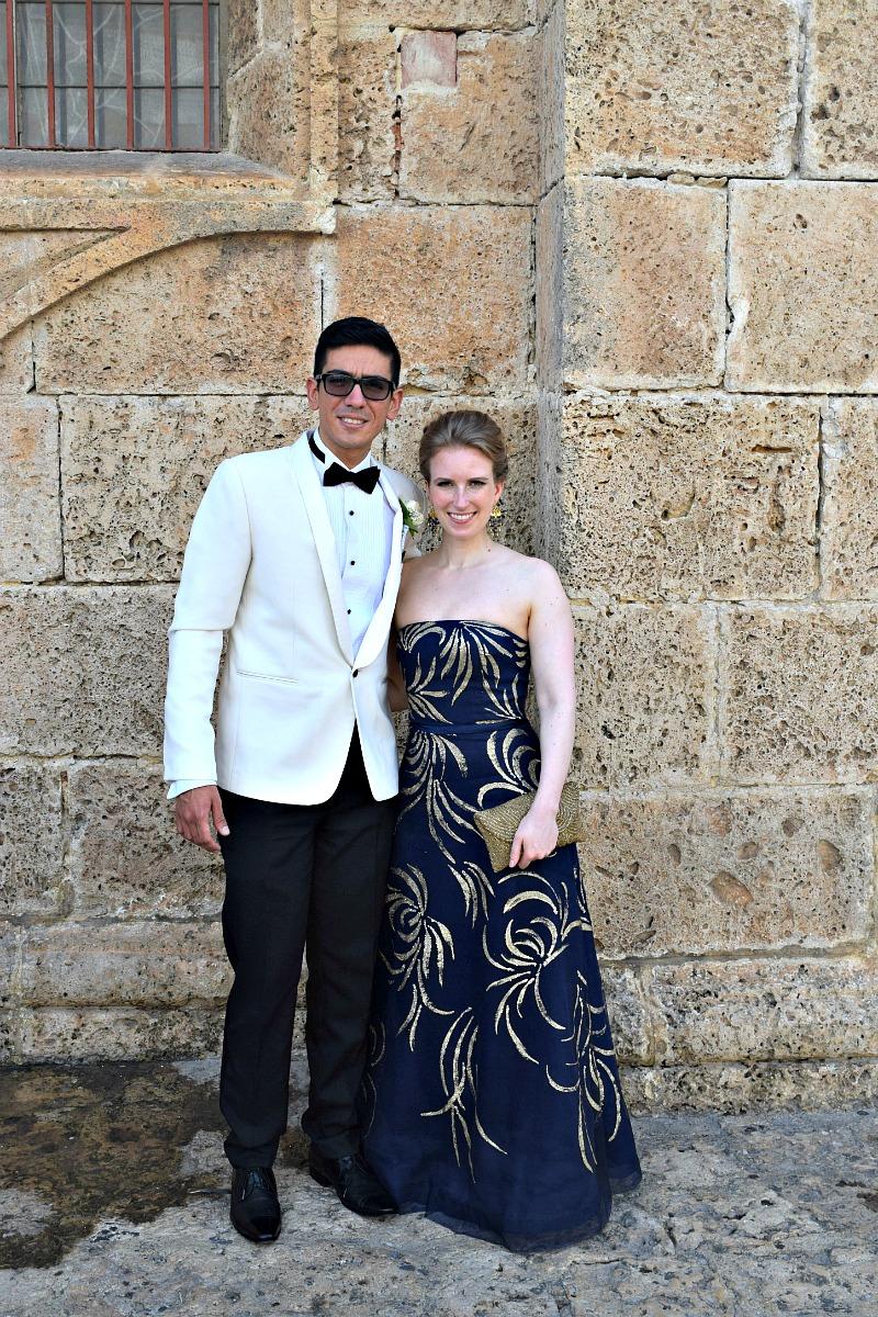 Colombiaanse bruiloft - Samen in gala