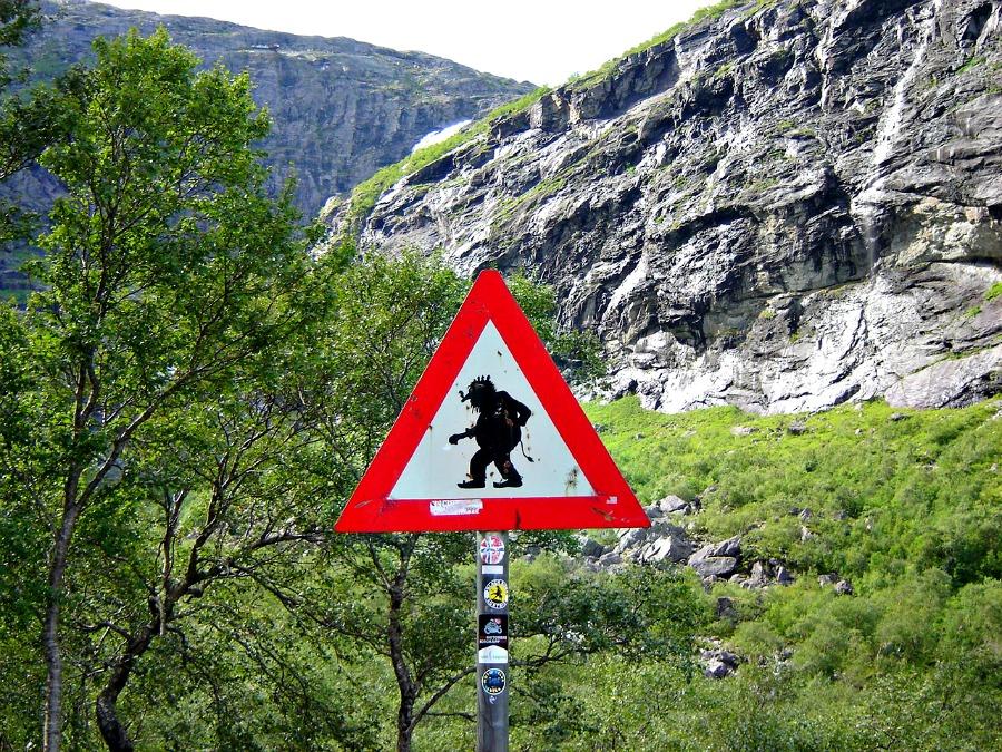 Trollstigen - Trollenroute - Noorwegen roadtrip