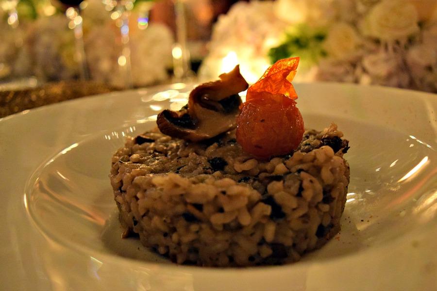 Een Colombiaanse bruiloft: het diner