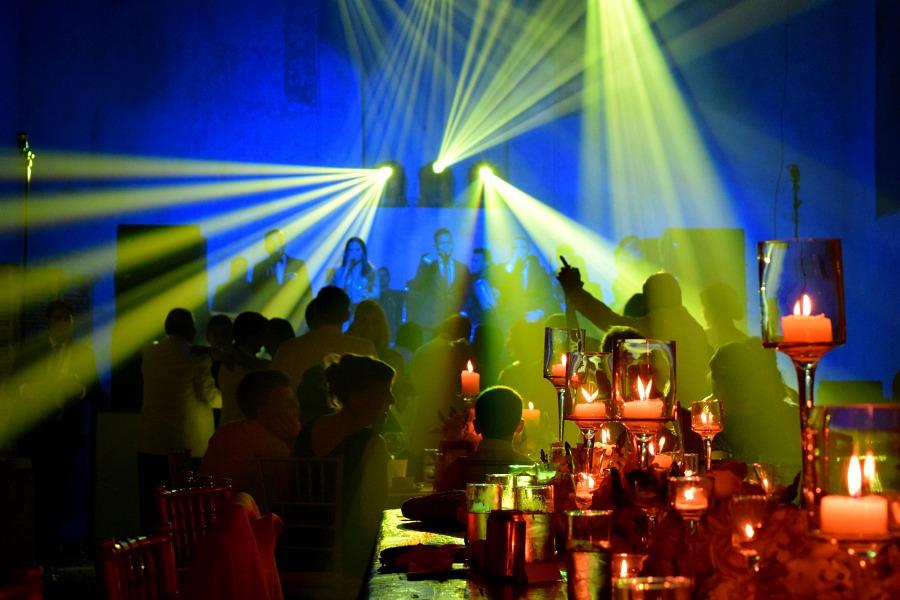 Een Colombiaanse bruiloft: dansen