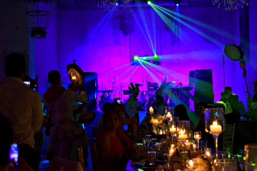 Een Colombiaanse bruiloft: Hora Loca