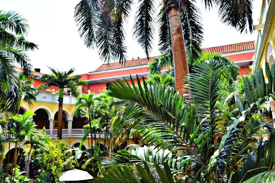 Sofitel Santa Clara Cartagena Colombia