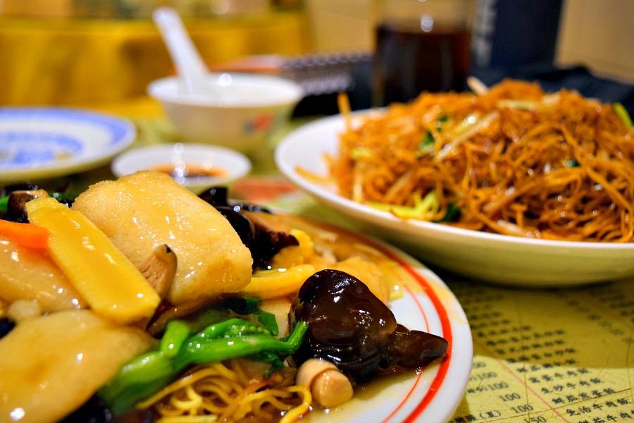 Hongkong - eten