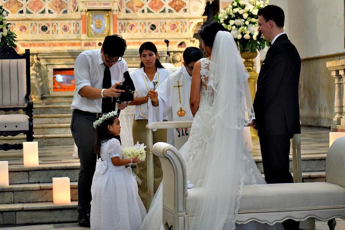 40d54da1116e37 Een Colombiaanse bruiloft  het ja-woord en meer! - BESABINE