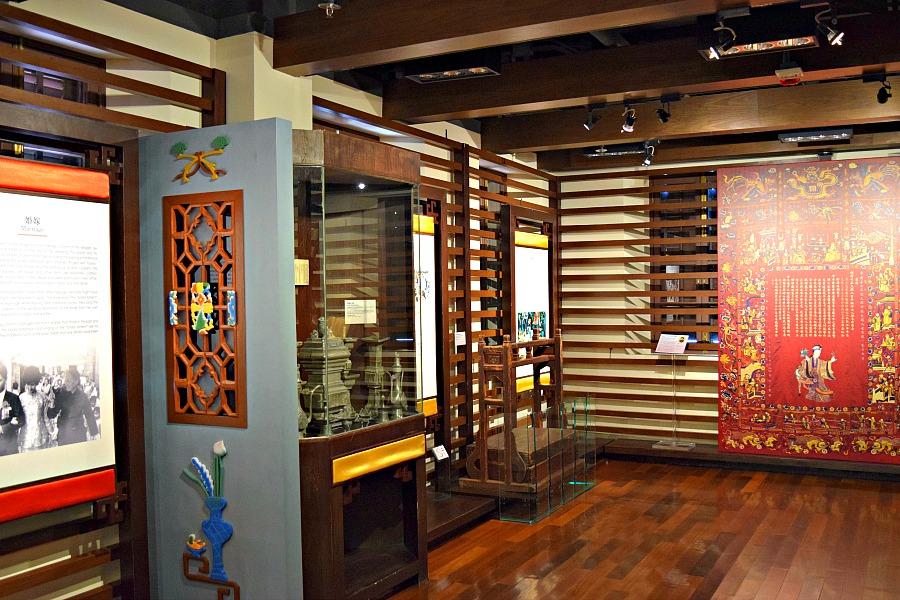 Hongkong Pat Sing Heritage Trail - Visitors Centre