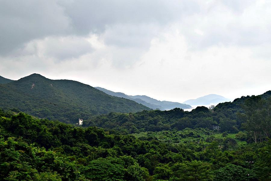Wandelen op Lantau Eiland Hongkong - Mui Wo