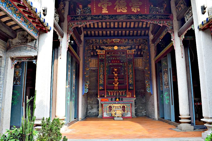 Hong Kong Pat Sing Heritage Trail - Chin Shu Hin guesthouse