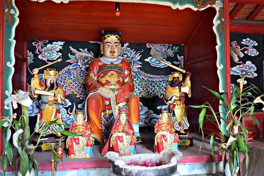 Hong Kong Pat Sing Heritage Trail - Tempel