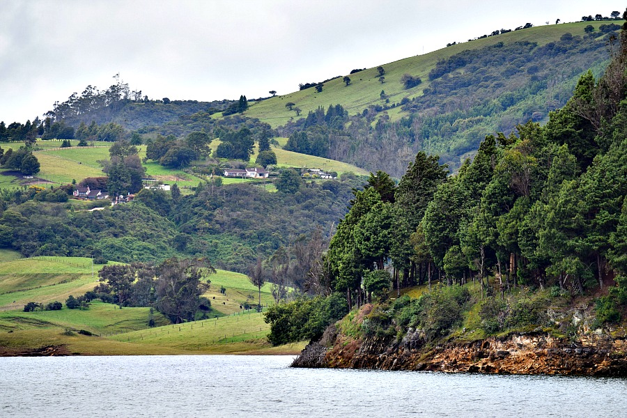 Colombia off the beaten track: Embalse del Sisga