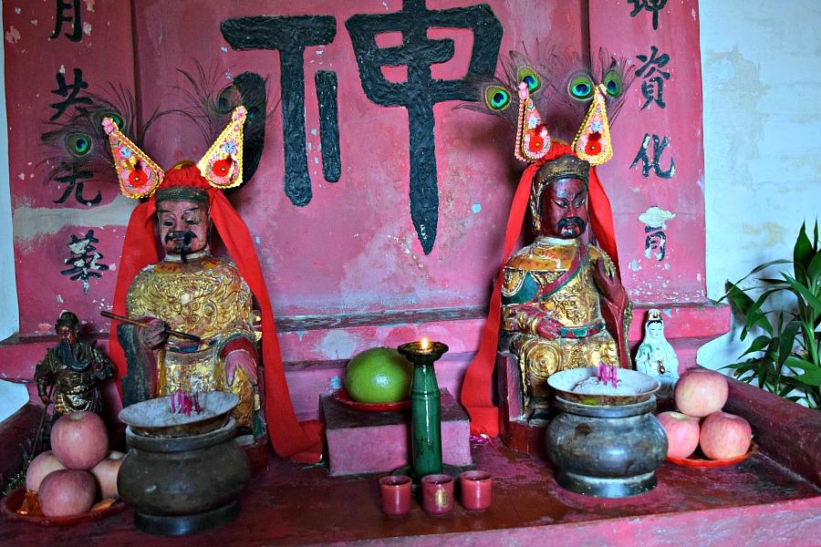Hong Kong Pat Sing Heritage Trail - Geschiedenis