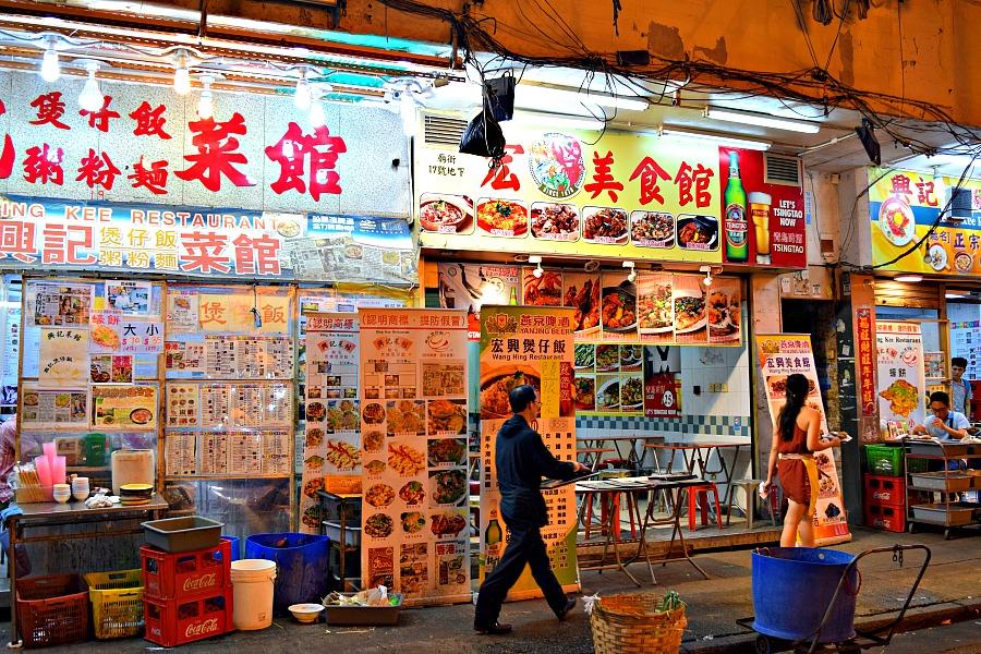 Kosten stedentrip Hongkong