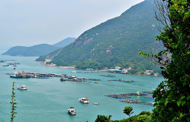 Wandelen in Hongkong
