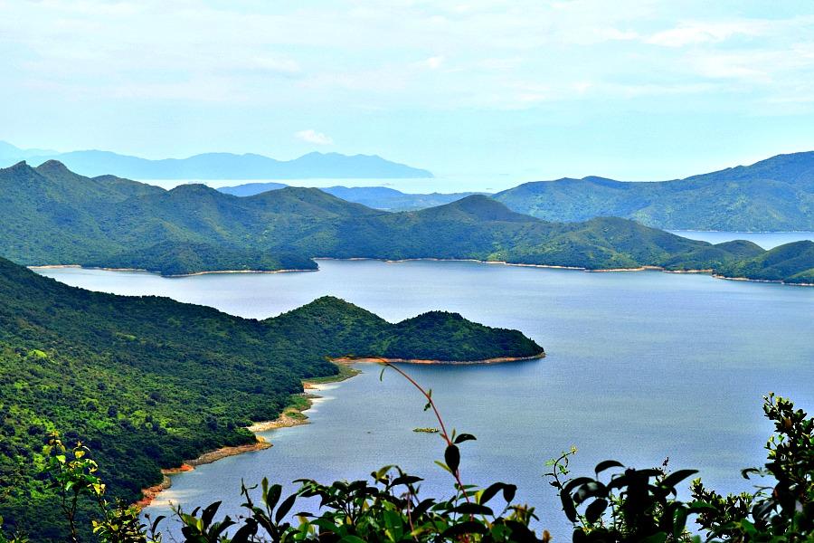 Wandelen in Hongkong: Plover Cove