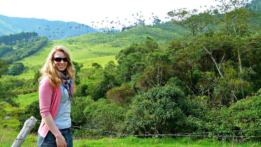 Column op RTVHolland - Sabine's Colombia verhalen