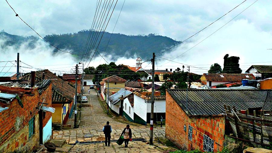 Klimaat in Colombia