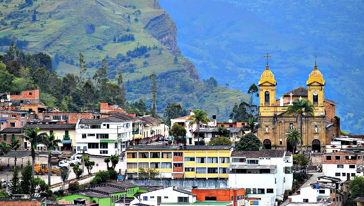 Colombia off the beaten track: Machetá en omgeving