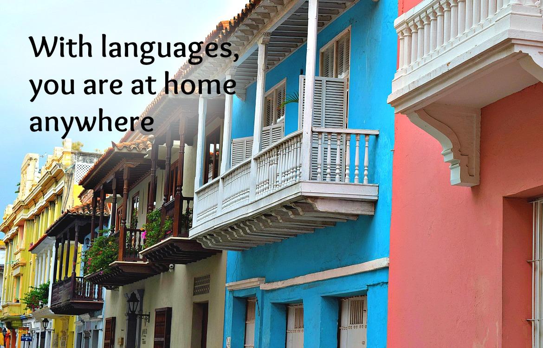 Spaans leren - nieuwe taal leren - emigreren