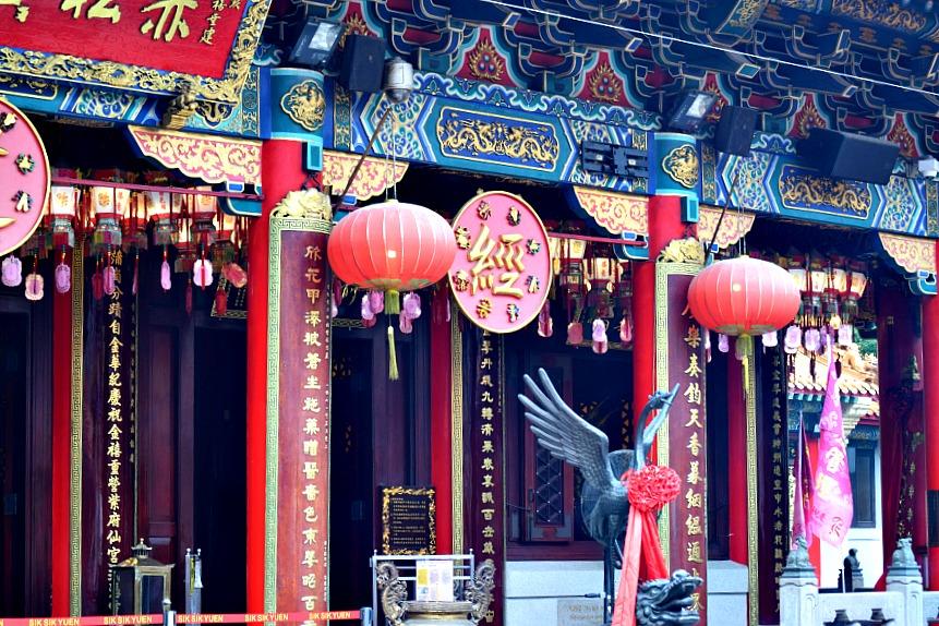 Tempels Hongkong