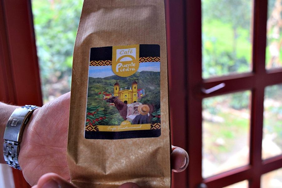 Colombiaanse koffie uit Machetá