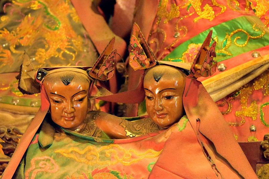 Man Mo Tempel Hong Kong