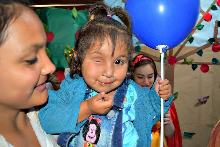 Fotoreportage kinderen met kanker - in het zonnetje
