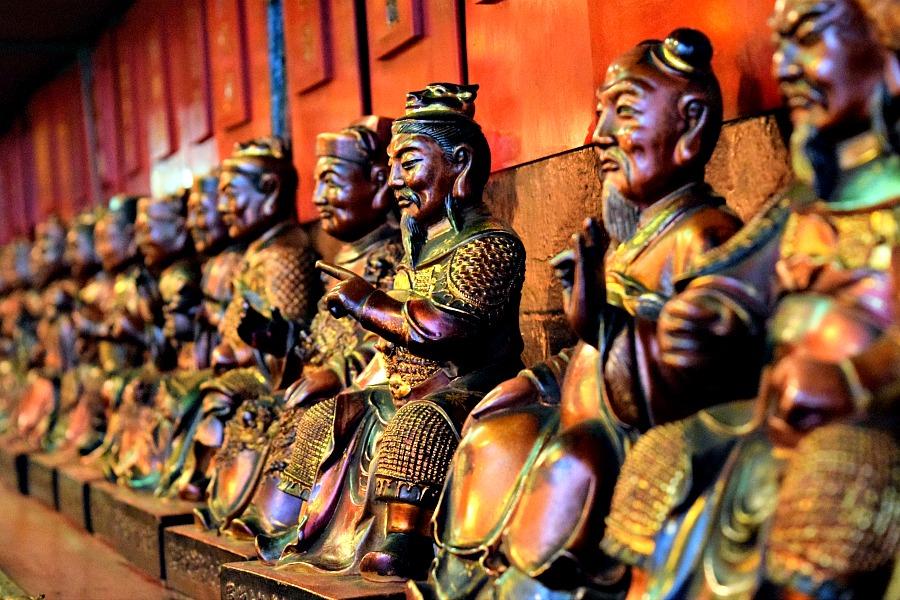 Tin Hau Tempel Hong Kong