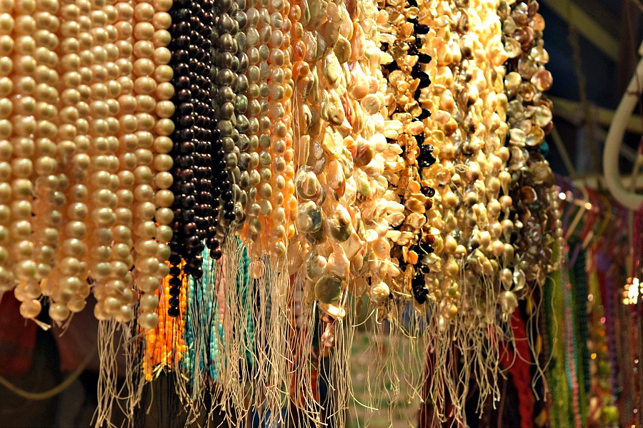 Markten in Hong Kong: Jade Market