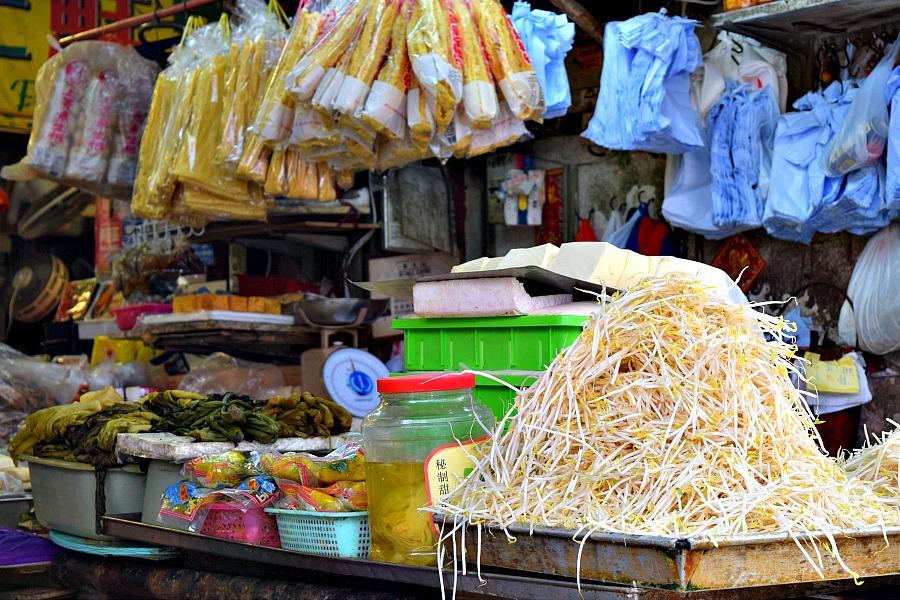 Markten in Hong Kong: Yau Ma Tai Market
