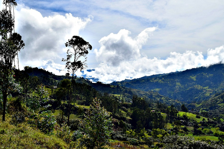 Roadtrip Colombia - off the beaten track