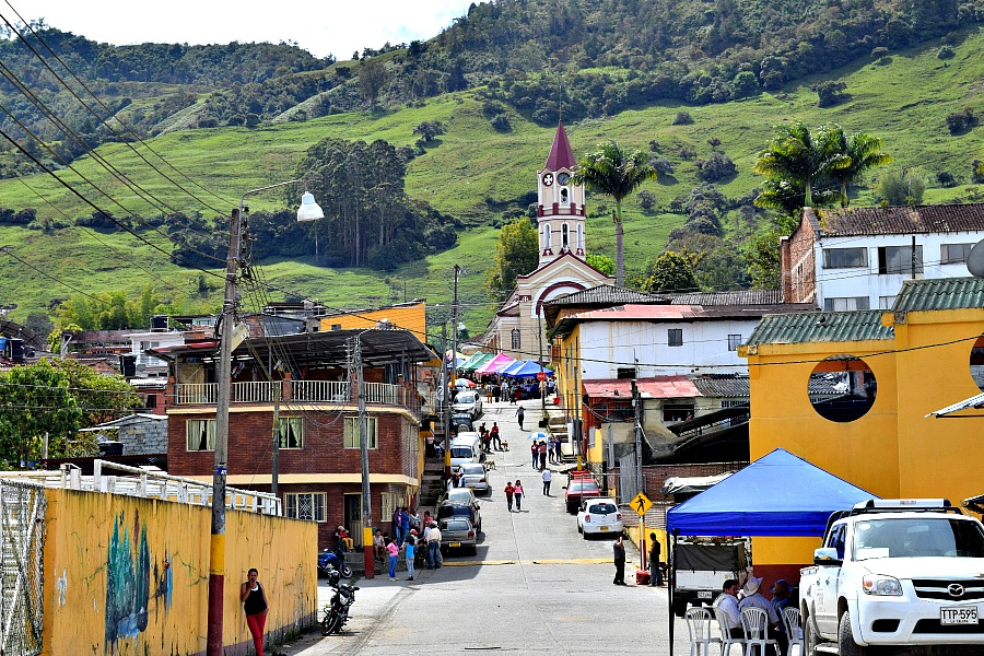 Off the beaten track: dorpjes in Cundinamarca - Gachalá