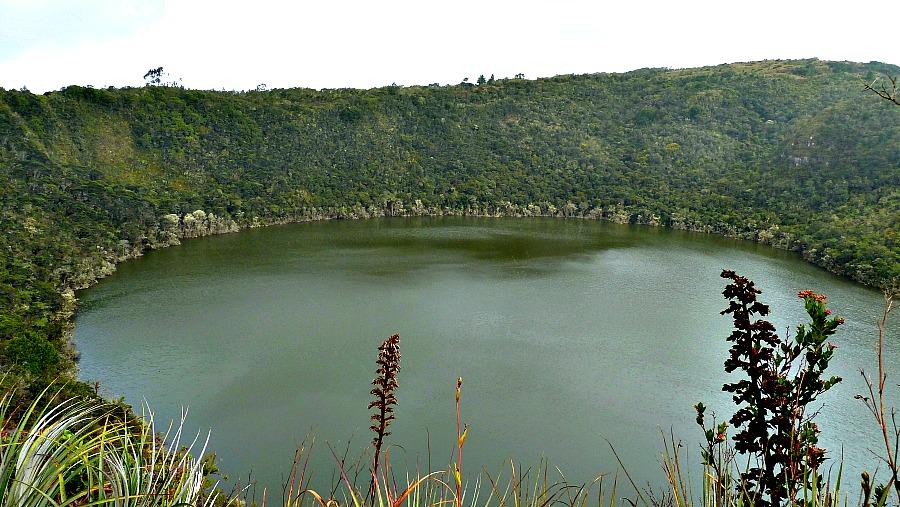 Laguna de Guatavita Colombia: wel of niet de moeite waard?