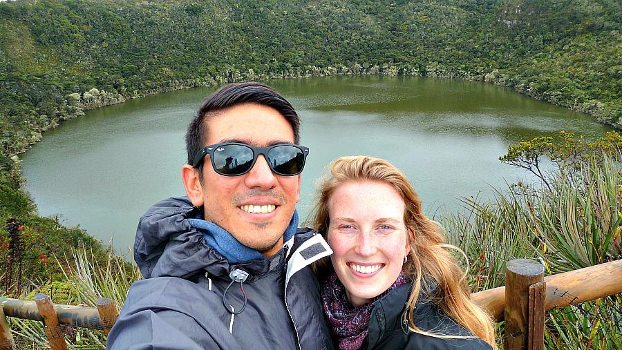 Laguna de Guatavita Colombia: praktisch