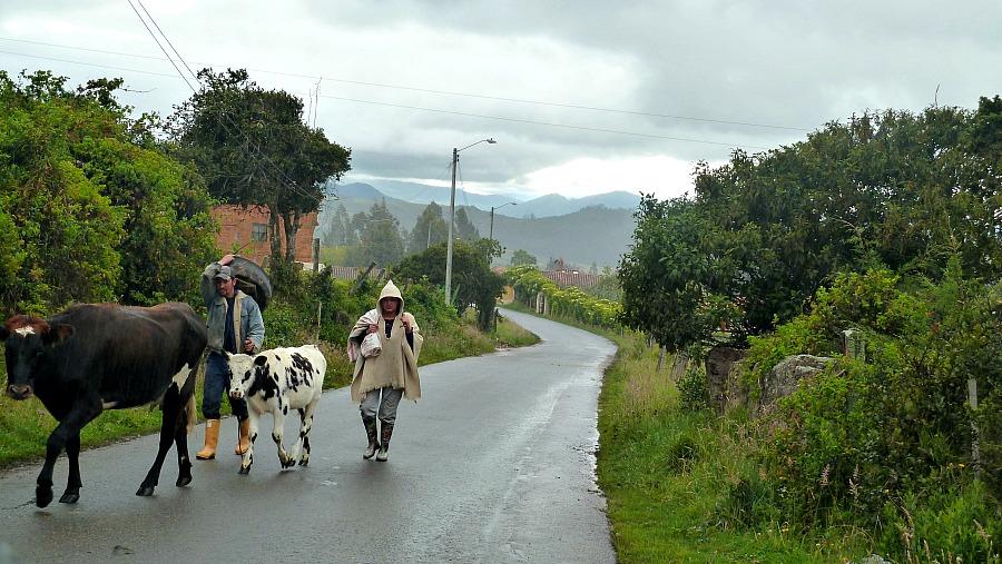 Laguna de Guatavita Colombia: hoe kom je er?