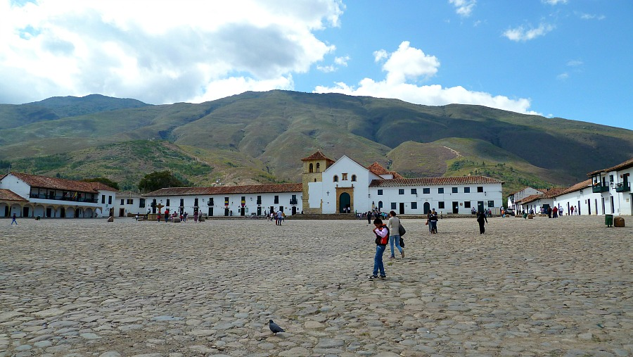 Villa de Leyva Colombia