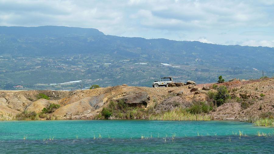 Pozos Azules Villa de Leyva Colombia