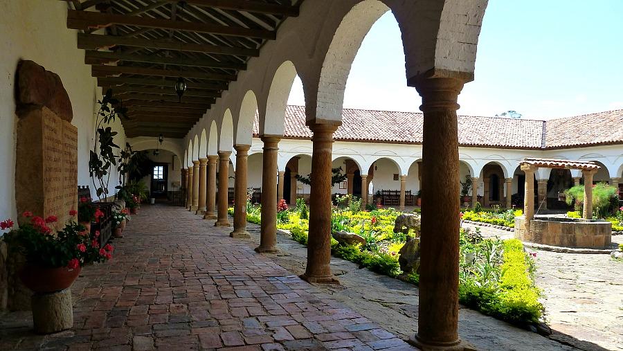 Klooster Ecce Homo Villa de Leyva Colombia