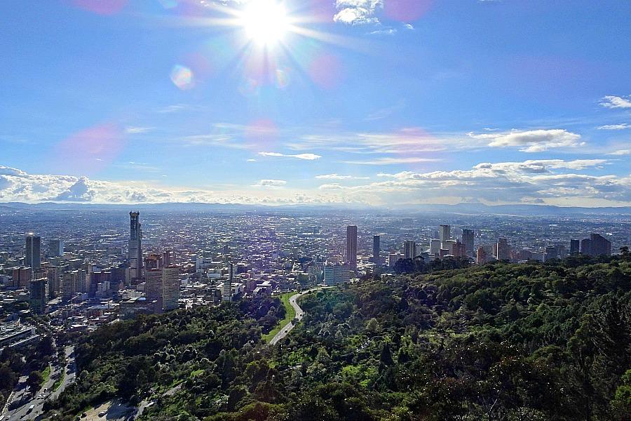 Doen in Bogotá: Monserrate
