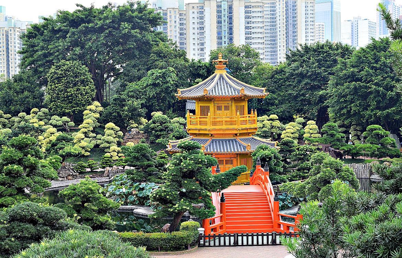 Parken in Hong Kong