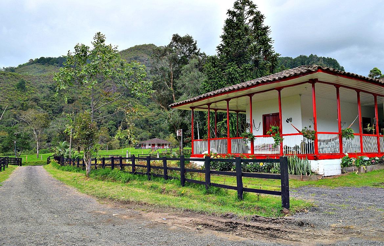 Eco-Hotel La Cabana Salento Colombia