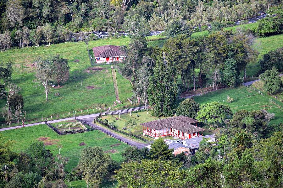 Hotel Salento - Valle de Cocora