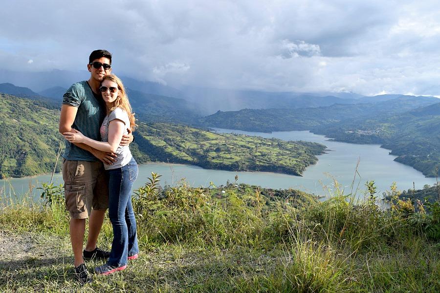 Liefde in Colombia - twee culturen