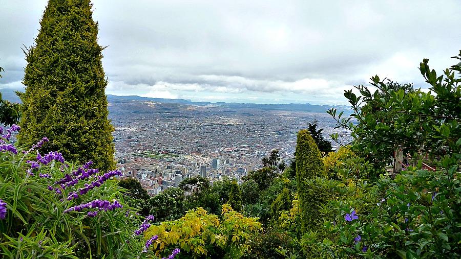 Doen in Bogotá: Monserrate - natuur en stad