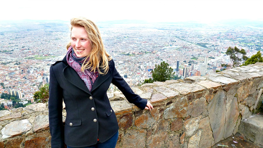 Doen in Bogotá: Monserrate - ik